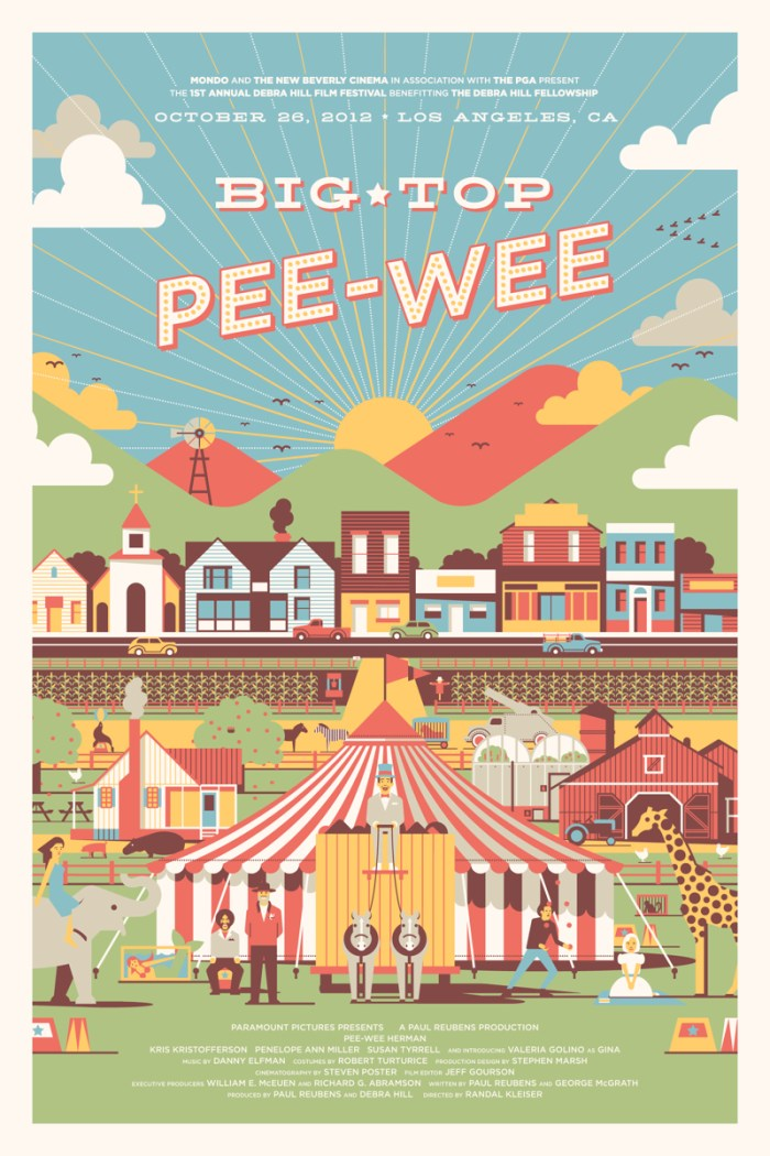 DKNG - Big Top Pee-Wee