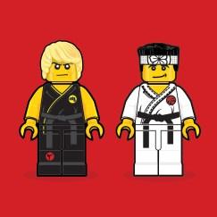 Dan Shearn - Lego Karate Kid