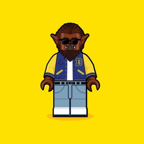 Dan Shearn - Lego Teen Wolf