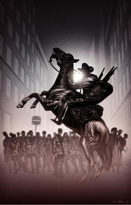 Daniel Kanemoto - Walking Dead