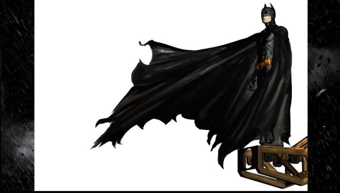 Dark Knight Rises Concept CG 4