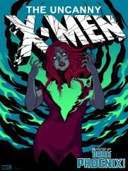 Dark Phoenix by Becky Cloonan (variant)