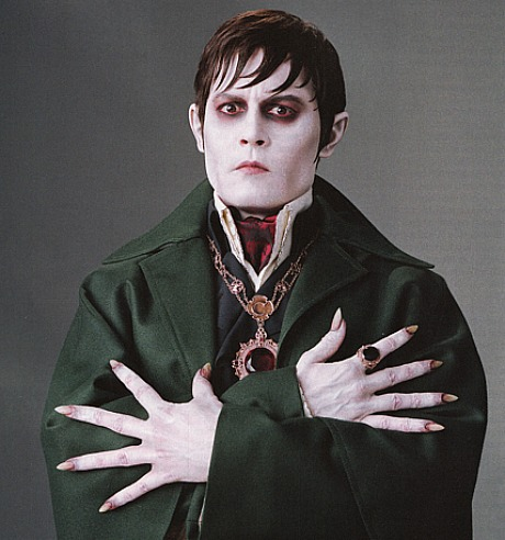 Dark Shadows Vanity Fair 1