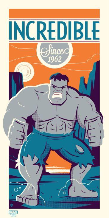 Dave Perillo - Incredible Hulk Variant