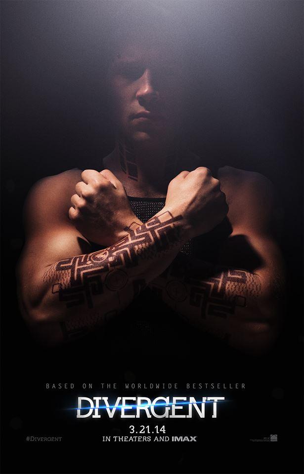 Divergent - Jai Courtney as Eric