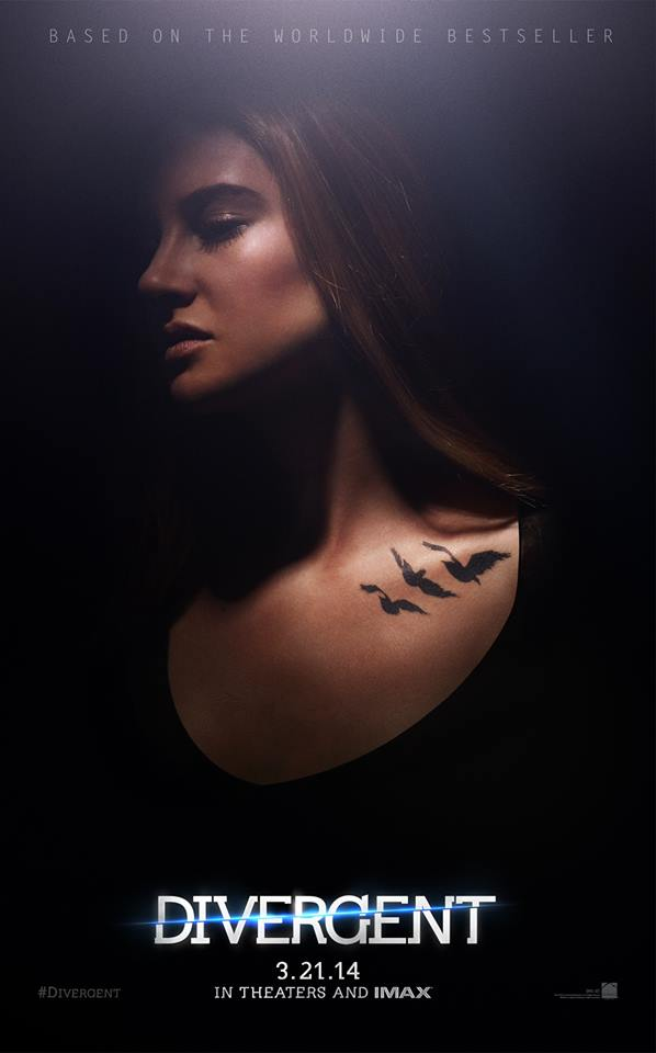 Divergent - Shailene Woodley as Tris