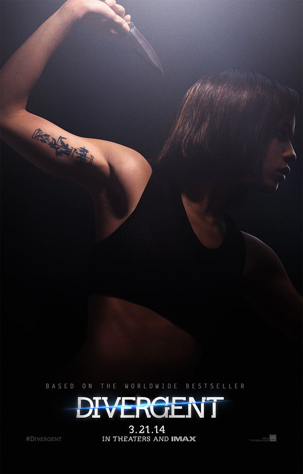 Divergent - Zoe Kravitz as Christina