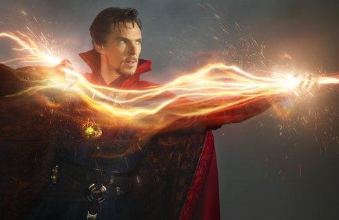 Doctor Strange promo still  Benedict Cumberbatch 2