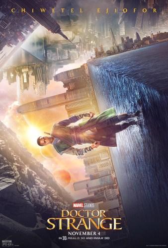 Doctor Strange character poster Mordo