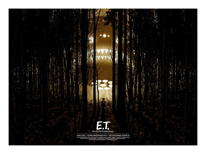 E.T. The Extra Terrestrial - Dan McCarthy - Variant