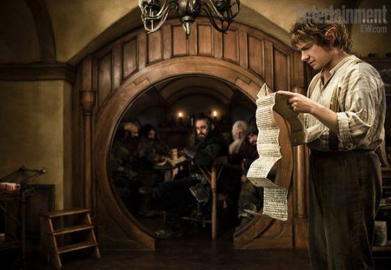 EW Hobbit Bilbo