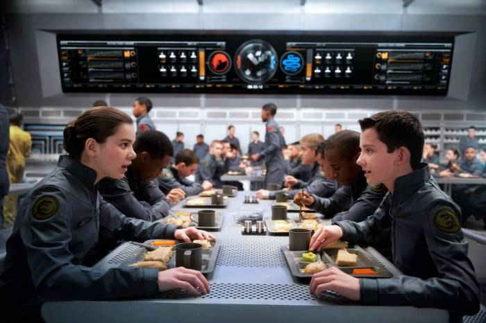 Enders Game Battle School