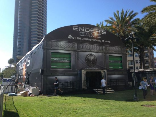 Enders Game Fan Exp 12