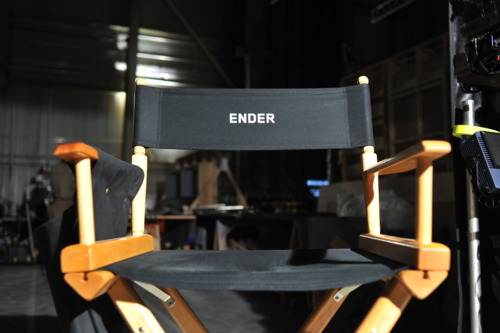 Ender's Game Set Photo 1