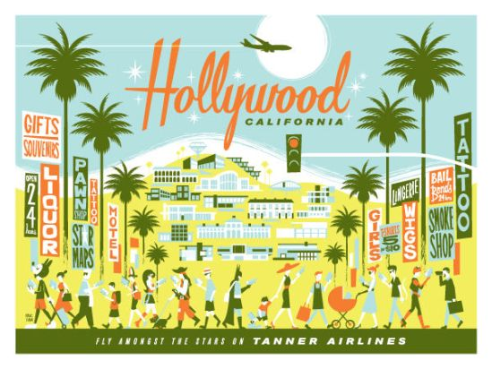 Eric Tan - Hollywood