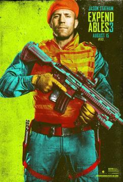 Expendables 3 - Jason Statham