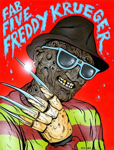 Fab Five Freddy