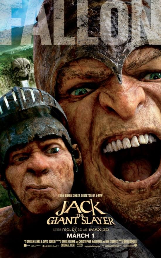 Fallon - Jack the Giant Slayer