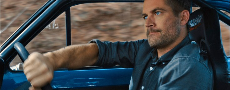 Fast and Furious 6 - Paul Walker