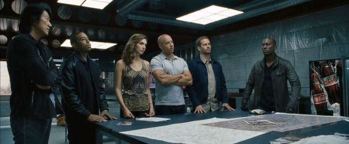 Fast and Furious 6 - group