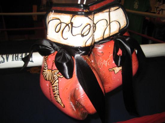 The Fighter - Brandi Milne