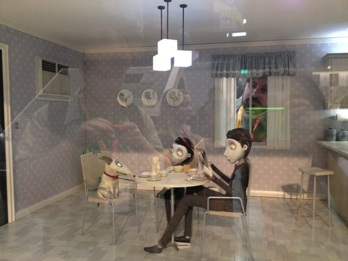 Frankenweenie - kitchen set 2