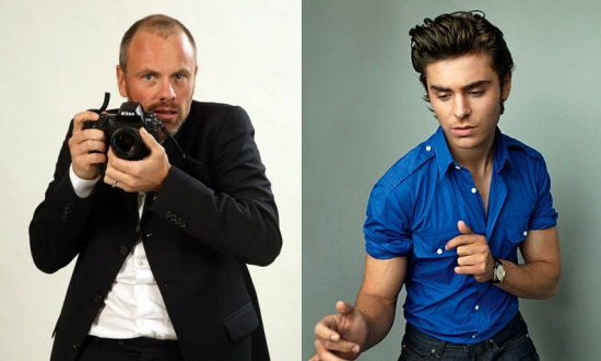 Fredrik Bond / Zac Efron