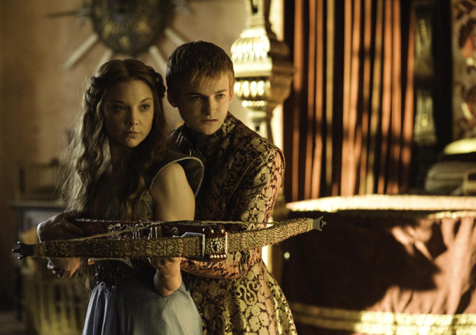 Game of Thrones - Joffrey Baratheon and Margaery Tyrell