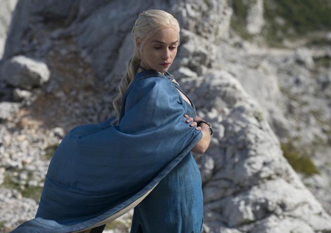 Game of Thrones Season 4 - Daenerys