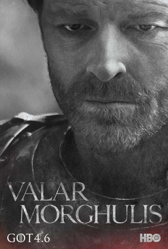Game of Thrones Season 4 - Iain Glen as Jorah Mormont