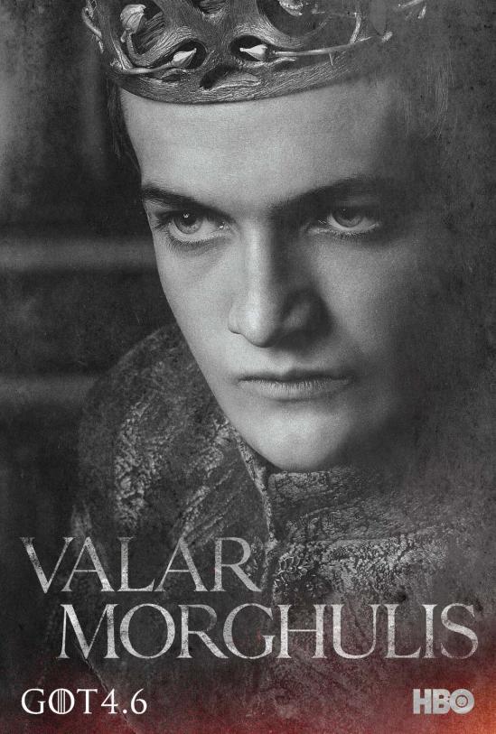 Game of Thrones Season 4 - Jack Gleeson as Joffrey Baratheon