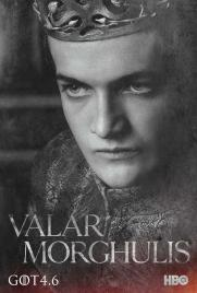 Game of Thrones Season 4 - Jack Gleeson as Joffrey Baratheon