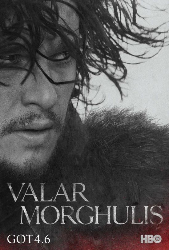 Game of Thrones Season 4 - Kit Harington as Jon Snow