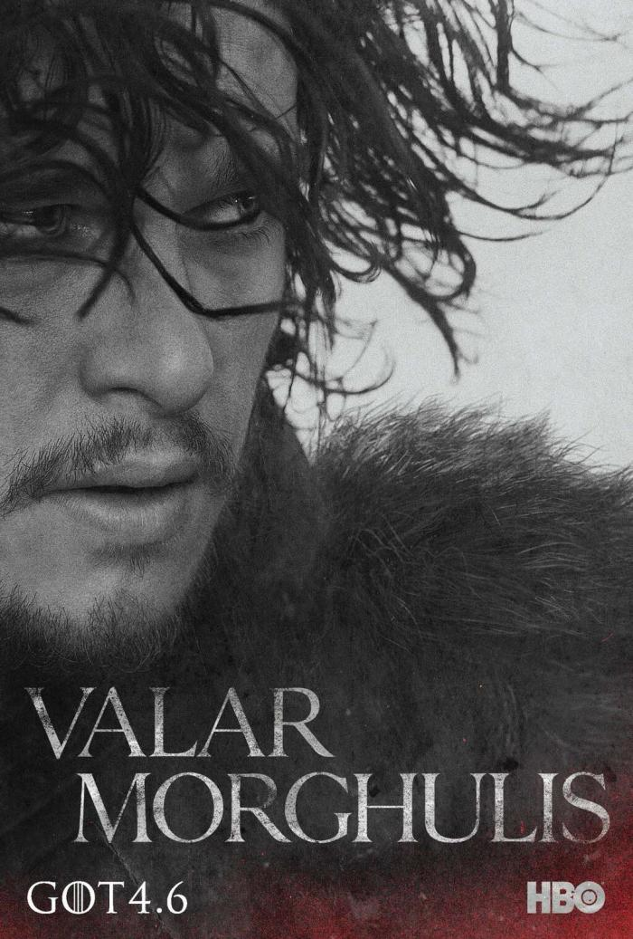 Game of Thrones Season 4 - Kit Harington as Jon Snow