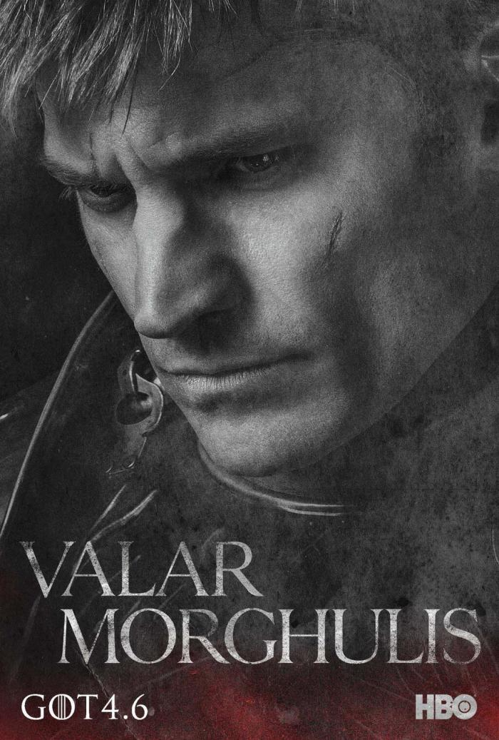 Game of Thrones Season 4 - Nikolaj Coster-Waldau as Jaime Lannister