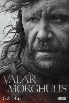 Game of Thrones Season 4 - Rory McCann as Sandor Clegane The Hound