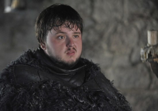 Game of Thrones Season 4 - Samwell