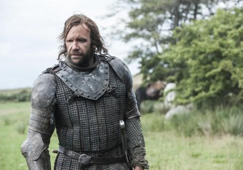 Game of Thrones Season 4 - The Hound