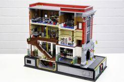 Ghostbusters HQ Lego 3