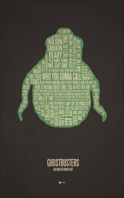 Ghostbusters Jerod Gibson