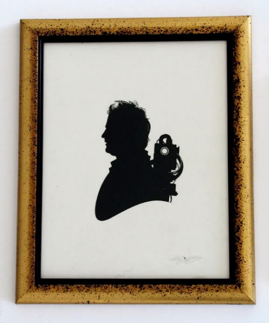 Ghostbusters Paper Cut Olly Moss