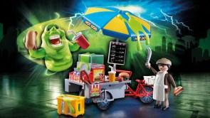 Ghostbusters playmobil slimer