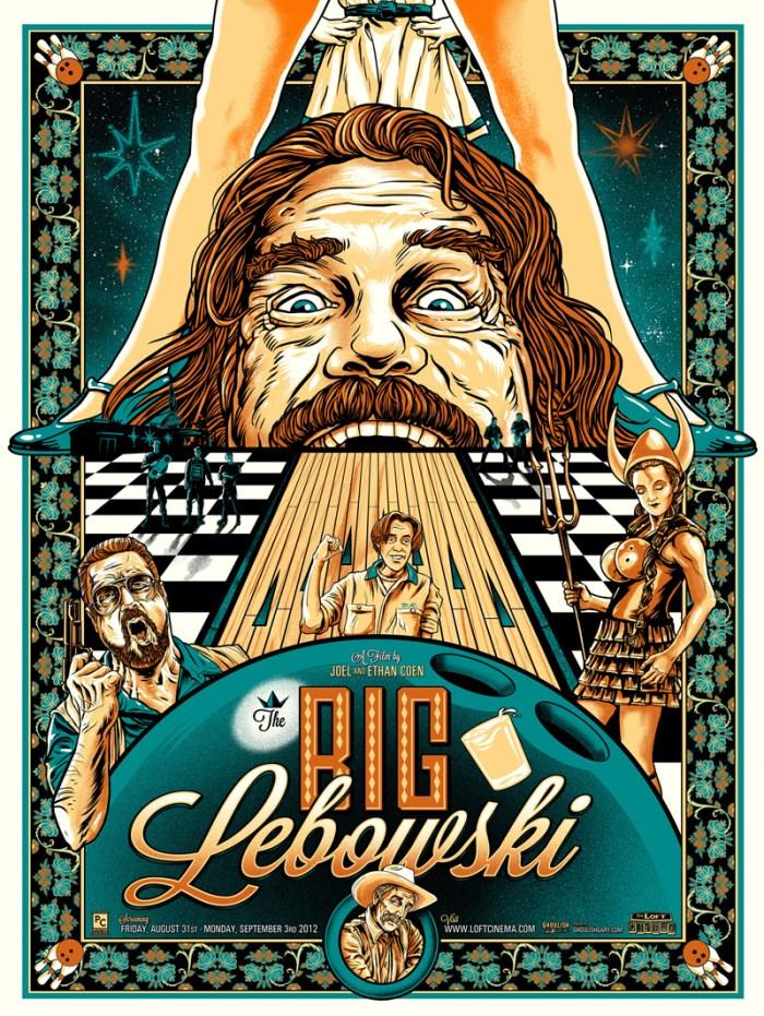 Ghoulish Gary Pullin - Big Lebowski Variant