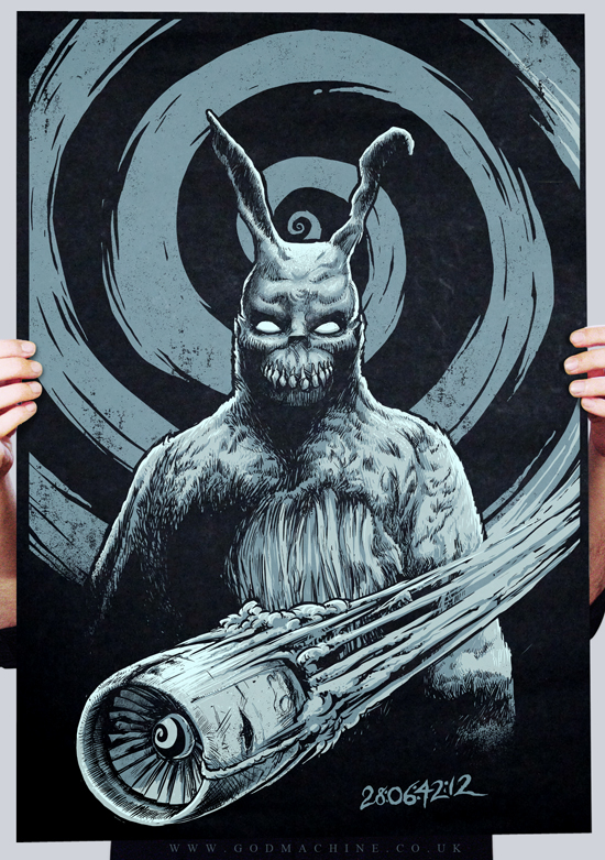 Godmachine - Donnie Darko