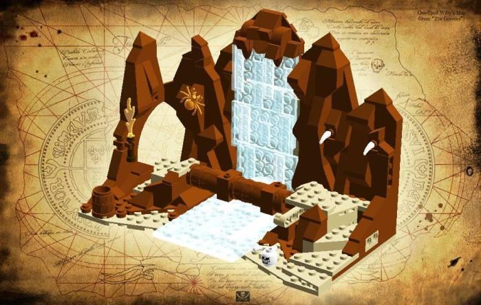 Goonies 30 Lego 3