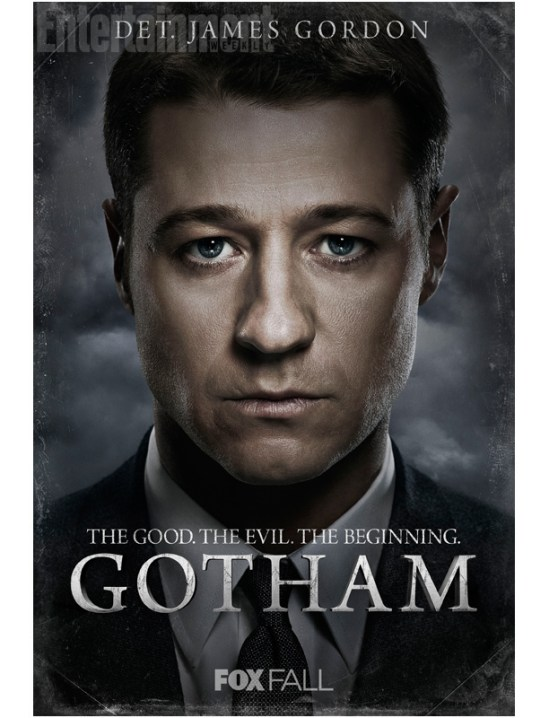 Gotham - James Gordon