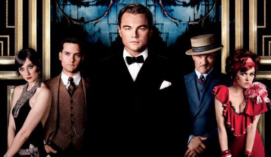 Great Gatsby header