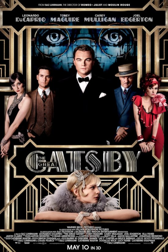 Great Gatsby poster