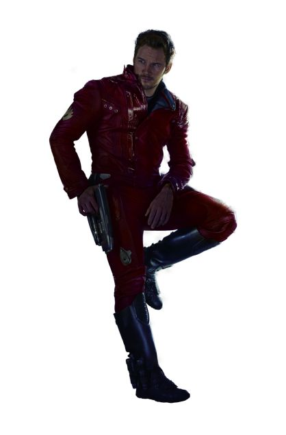 Guardians of the Galaxy photos star lord
