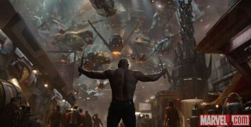 Guardians of the Galaxy Drax Watermark